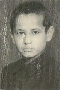 Ion Nicolescu elev