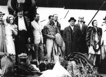 Înscenarea de la Tămădău, 14 iulie 1947