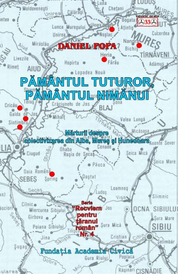 Daniel Popa, Pământul tuturor, pământul nimănui. Fragment din mărturia lui Silviu Samoilescu
