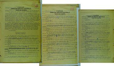 Țărani din Suraia, Vrancea, condamnați pentru participarea la revolta din 28-30 noiembrie 1957