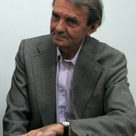 Dumitru Udrescu: In memoriam Romulus Rusan