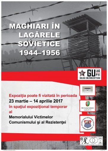 Expoziția Maghiari în lagărele sovietice (1944-1956)