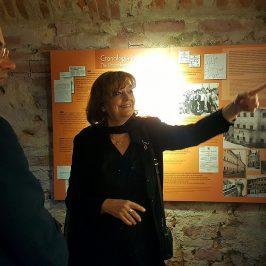 Vizita domnului dr. Mateusz Szpytma, vicepreședinte al Institutului Memoriei Naționale din Polonia la Memorialul Sighet