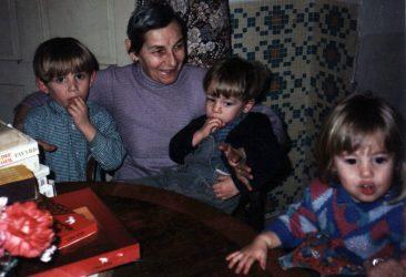 Cu nepoții