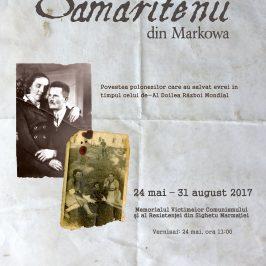Expoziția Samaritenii din Markowa deschisă la Memorialul Sighet