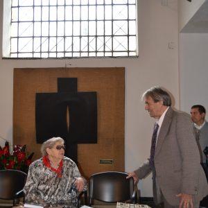 Mesajul doamnelor Flavia Bălescu-Coposu  și Rodica Coposu transmis cu prilejul Zilei Memoriei organizată la Memorialul Sighet