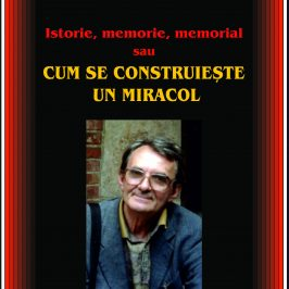 România Literară: Gabriel Dimisianu, Memorialul