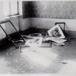 Țărani din Moldova împușcați în timpul răscoalelor împotriva colectivizării, august 1949