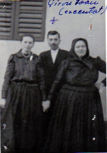 Ioan Pârvu din Șepreuș, ucis în răscoala împotriva colectivizării, august 1949