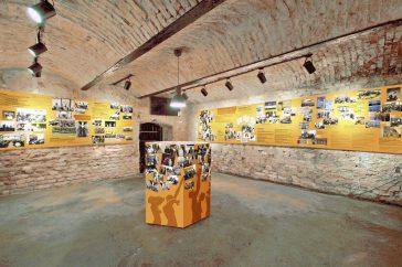 Expoziția permanentă Istoria Memorialului