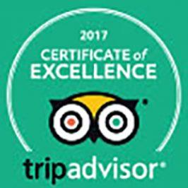 Certificat de excelență 2017 de la TripAdvisor pentru Memorialul Sighet