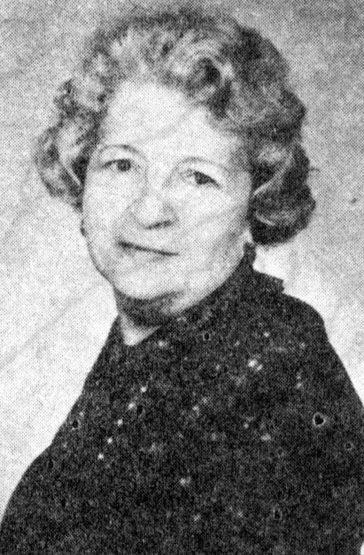 Maria Arsenescu n. Buduluca