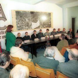 15 noiembrie 1987-15 noiembrie 2017. 30 de ani de la revolta muncitorilor brașoveni. Mesajul dnei Ana Blandiana adresat Asociației 15 noiembrie 1987