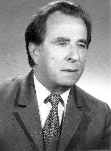 In memoriam Nicu Ioniță  (1.03.1923-13.11.2017)