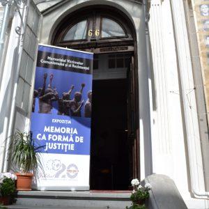 Spațiul expozițional al Memorialului Sighet din str. JL Claderon 66 rămâne închis până în primăvara anului 2018