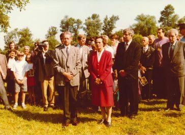In memoriam Regele Mihai – Album foto Vizita Majestăților Lor Regele Mihai și Regina Ana la Memorialul Sighet, august 1997