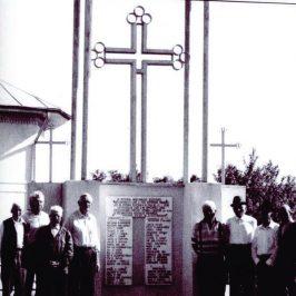60 de ani de la revolta țărănească de la Răstoaca (Vrancea), 12 ianurie 1958