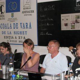Patrick Moreau: Am fost impresionat de modul în care Memorialul de la Sighet efectua această muncă a memoriei