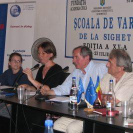 Thierry Wolton: Vin la Sighet cu recunoștință – pentru că acest Memorial este un loc al memoriei europene