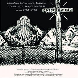 Memorialul Sighet găzduiește expoziția Sub cer străin. Locuitorii Lituaniei în lagărele şi locurile de exil din U.R.S.S. Anii 1940-1958
