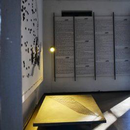 Marele artist Peter Jacobi a donat Memorialului Sighet lucrarea saVăzut în cădere