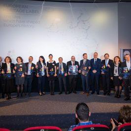 Ceremonia de acordare a Mărcii Patrimoniului European, Plovdiv, 26 martie 2018