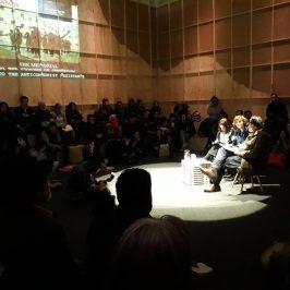 Un memorial între două Europe, conferință susținută de Ana Blandiana la Bogota