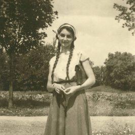 """Măriuca Vulcănescu – arestată la 18 ani pentru că era """"element dubios"""""""