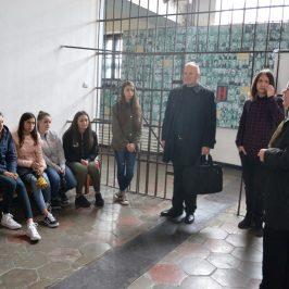 Workshop la Memorialul Sighet –  Cultivarea memoriei martirilor din închisoarea de la Sighet, un proiect al elevilor liceului Regele Ferdinand