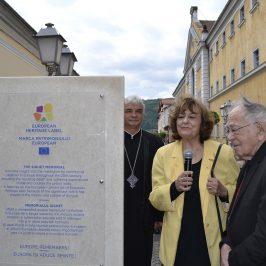 Sighet Memorial – European Heritage Label – Unveil the Plaque ceremony, May 17