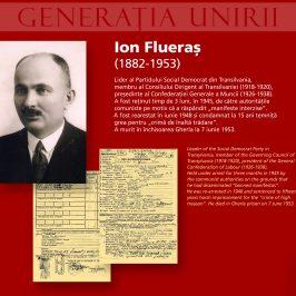 Ion Flueraș. Generația Unirii, victimă a represiunii comuniste