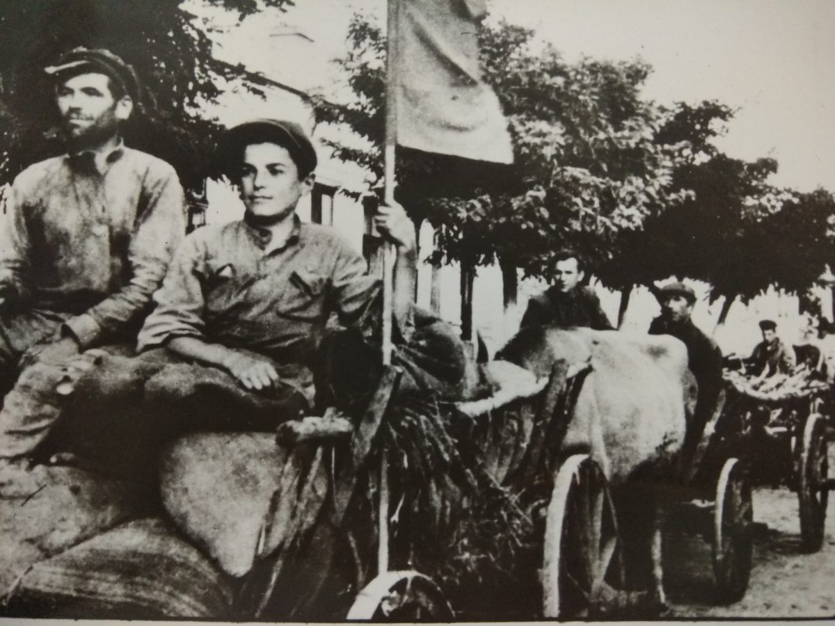 Foametea organizată din anii 1946-1947 din Basarabia - Memorialul  Victimelor Comunismului şi al Rezistenţei
